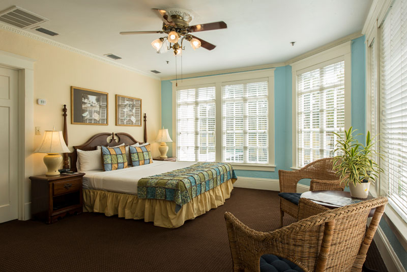 Accommodations in Mount Dora, Florida