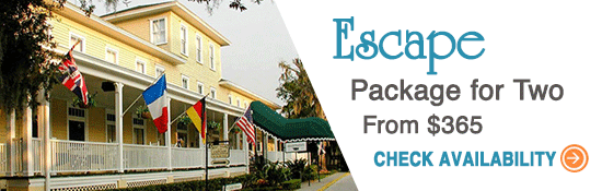 Banner Escape Package For Two - Click for availability