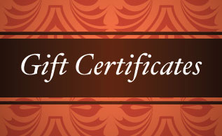 Give a Gift Certificate
