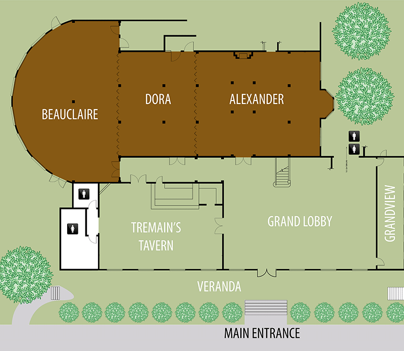 floorplans beauclaire dora alex