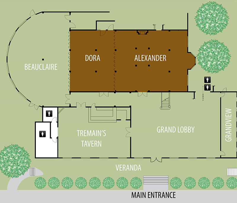 floorplans dora alex